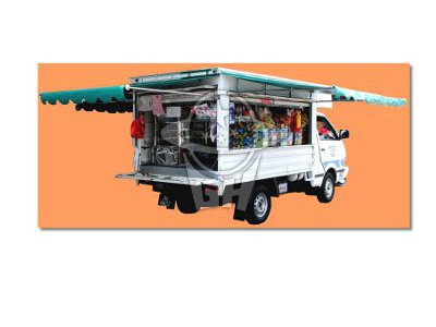 Mobile Stall (Small Lorry)